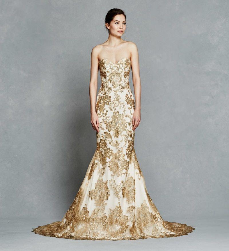 9-vestido-de-noiva-com-detalhes-dourados-metalicos