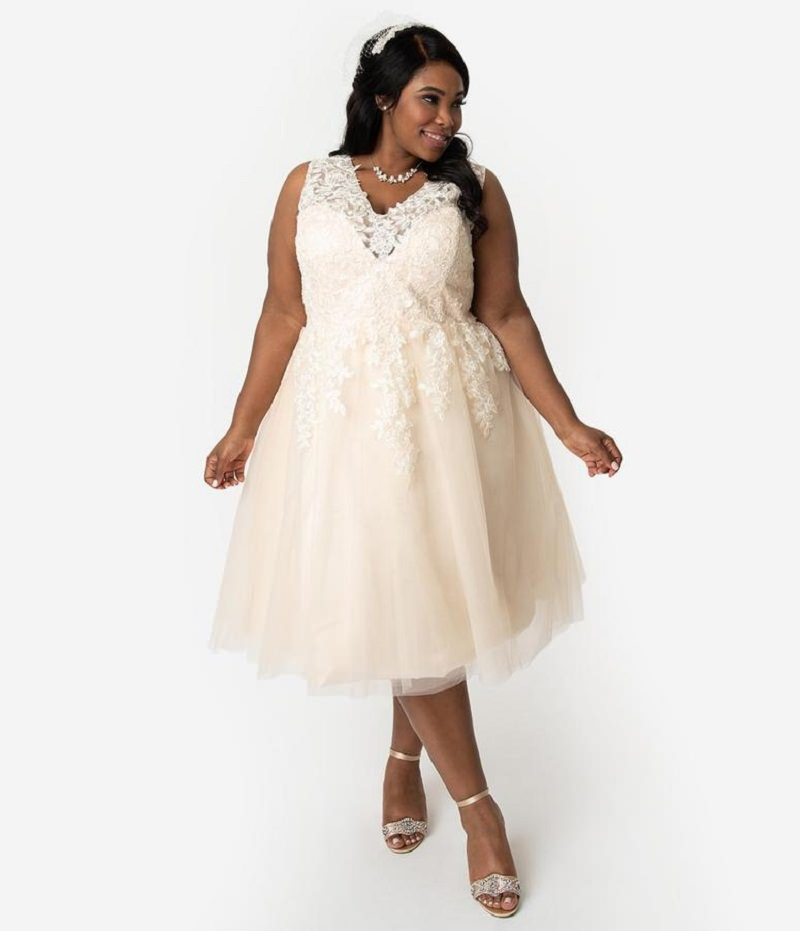 13-vestido-de-noiva-anos-50-rodado-plus-size
