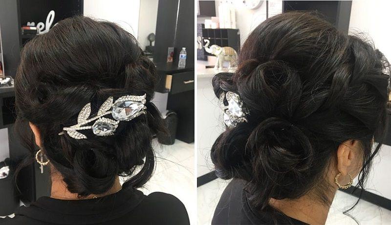 2-penteado-mae-da-noiva-cabelo-escuro-com-acessorio