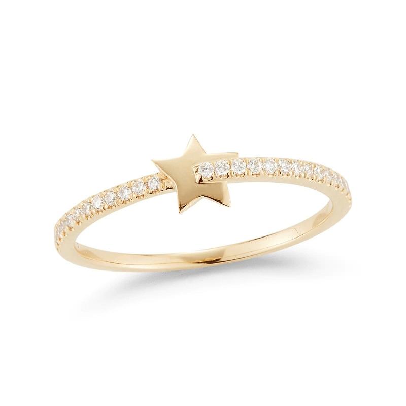 5-anel-de-noivado-ouro-amarelo-com-estrelas-e-diamantes