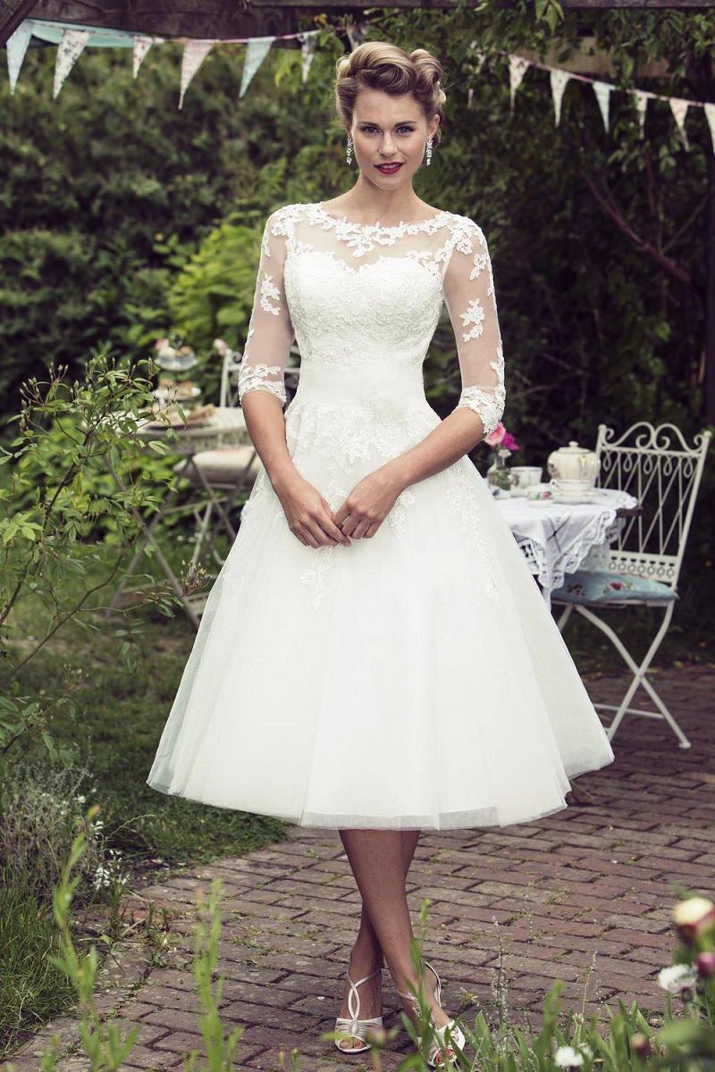 9-vestido-de-noiva-curto-inspiracao-nos-anos-50