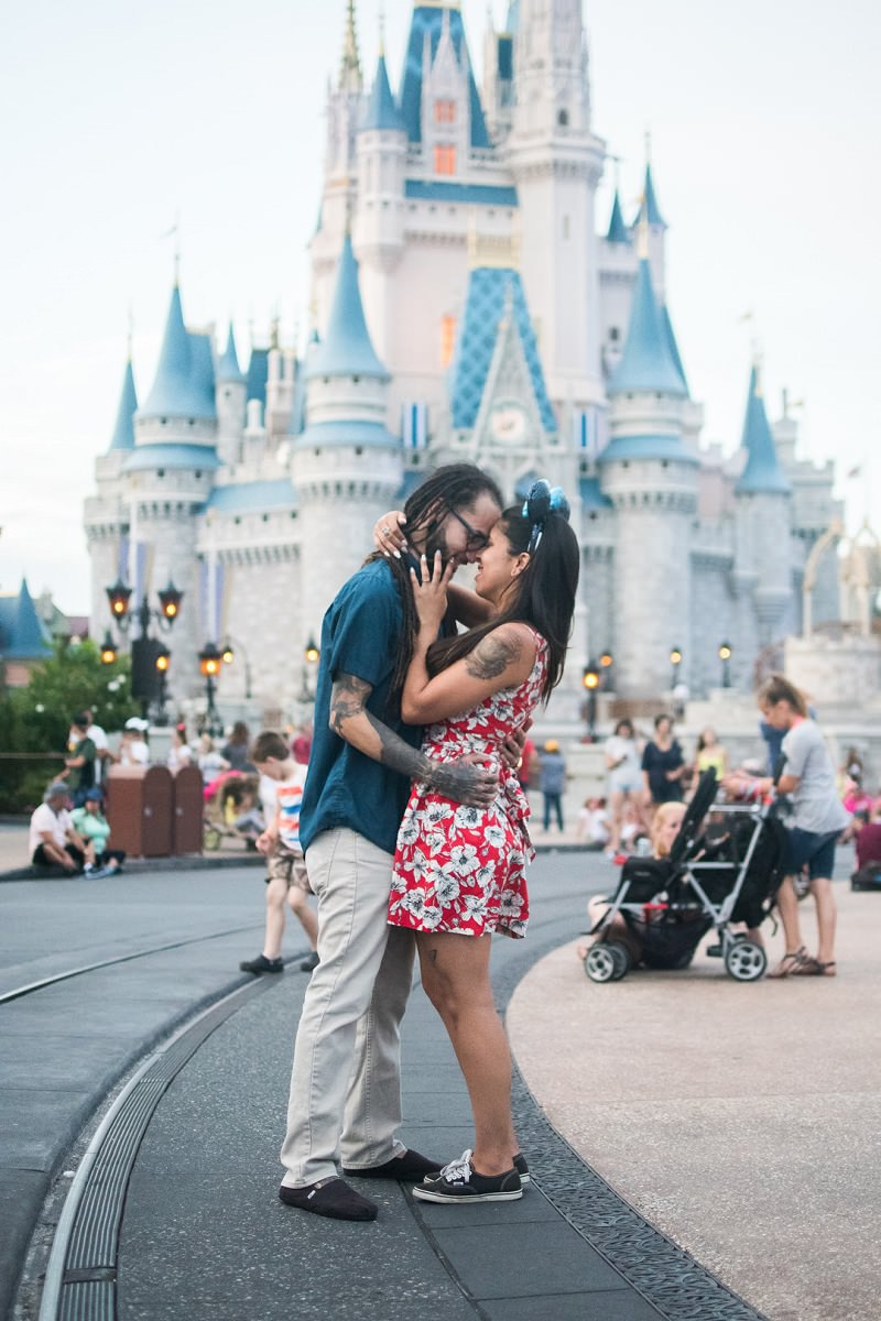 pedido-de-casamento-na-disney-castelo-cinderela-magic-kingdom