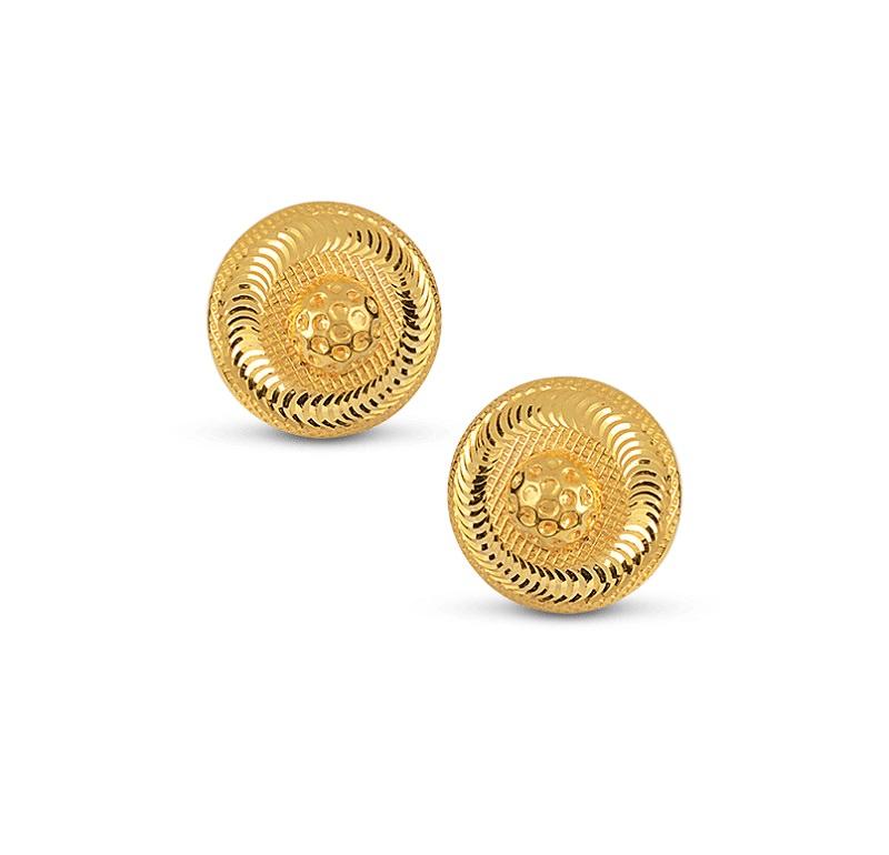 15- brinco-dourado-delicado-trabalhado