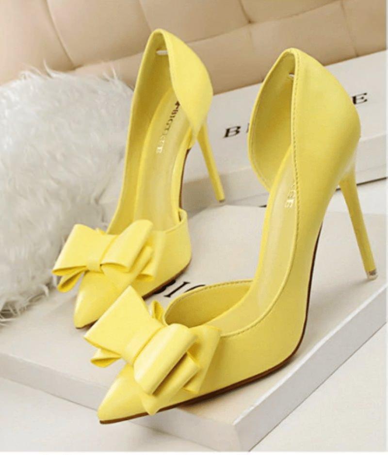 7-sapato-de-casamento-amarelo-para-noivas