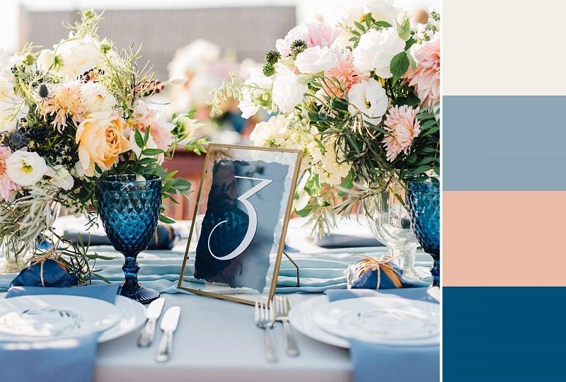 cartela-de-cores-em-tons-de-azul-rosa-e-branco-para-casamento