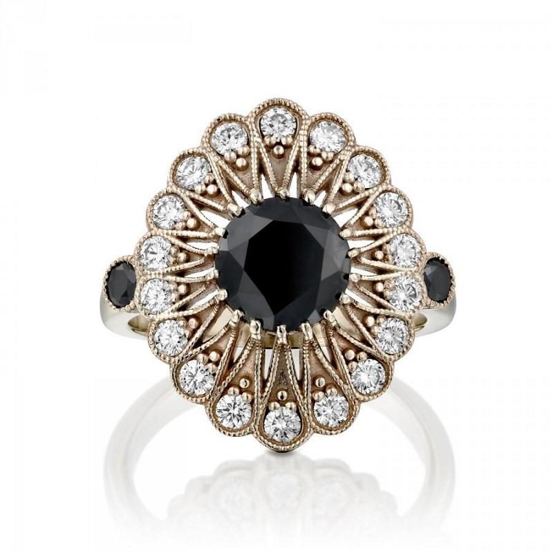 10-anel-de-noivado-vintade-diamante-negro