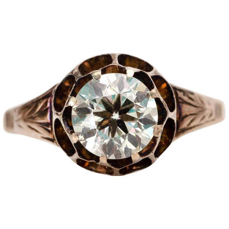 anel-de-noivado-vintage-periodo-vitoriano