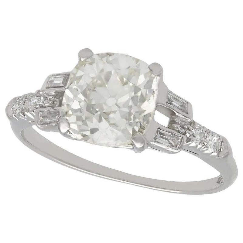 anel-solitario-de-platina-e-diamantes-estilo-art-deco