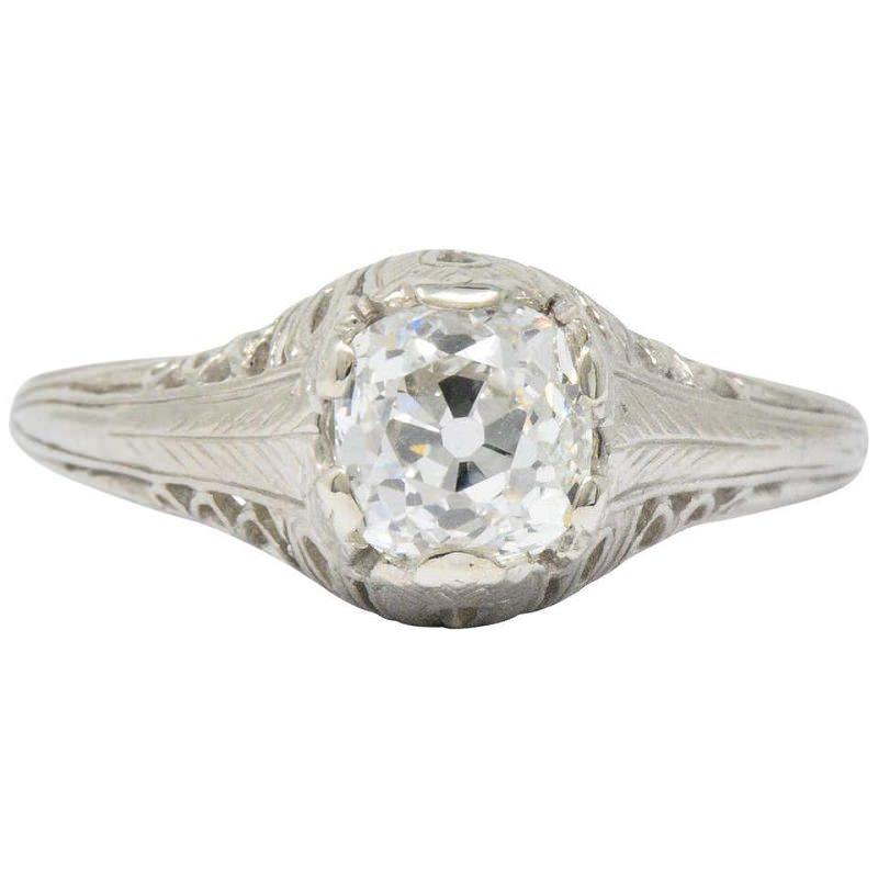 anel-solitario-vintage-para-pedido-de-casamento-estilo-art-deco