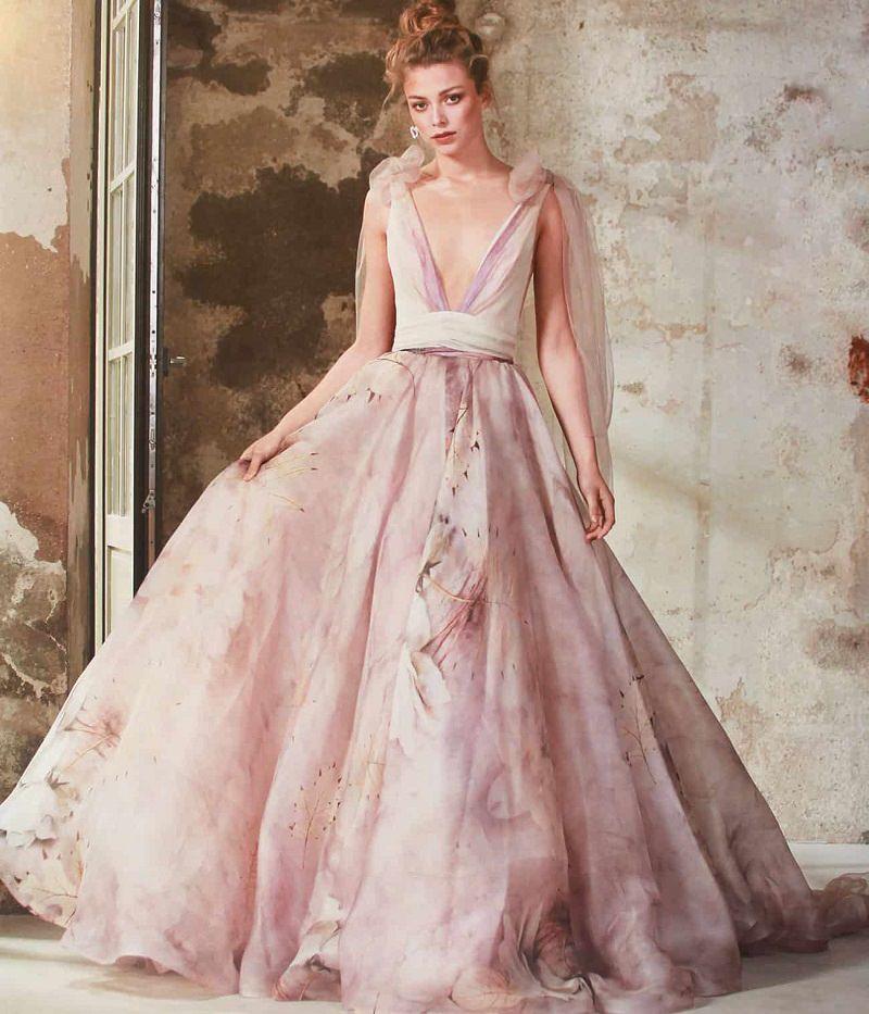 15-vestido-de-noiva-rosa-estampado