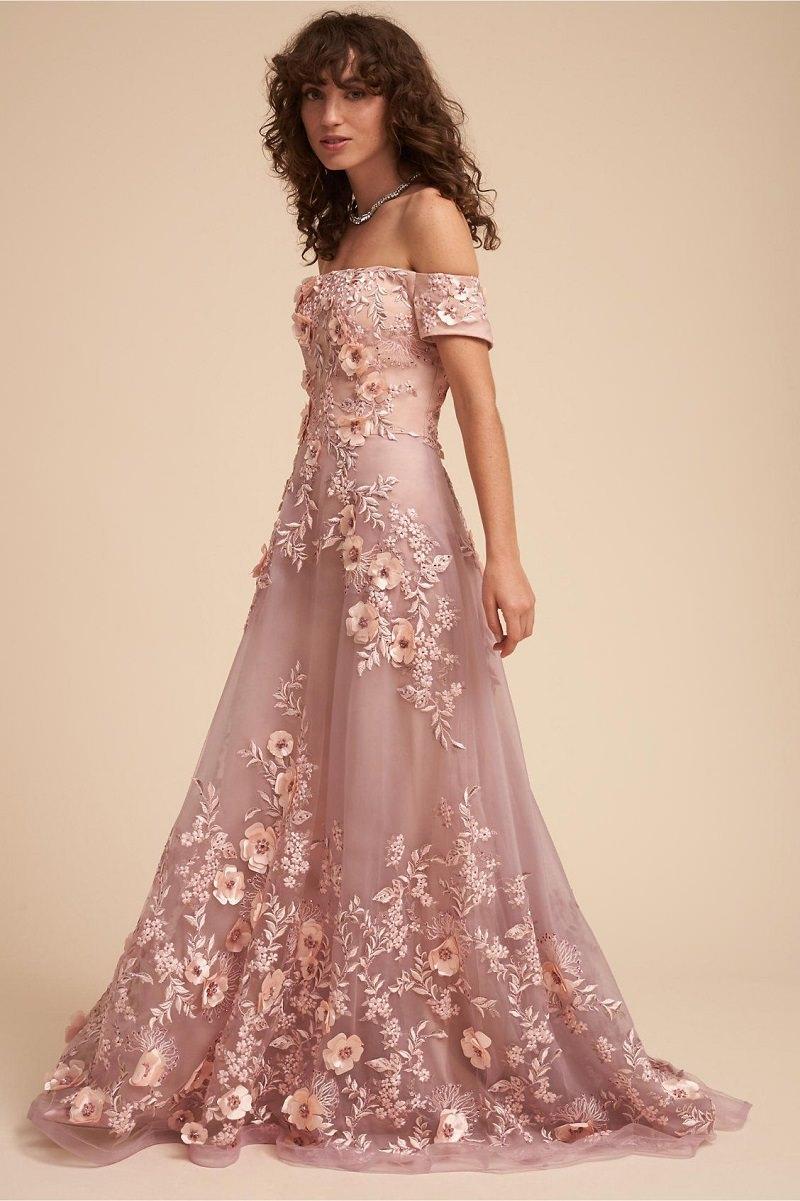 3-vestido-de-noiva-rosa-com-flores