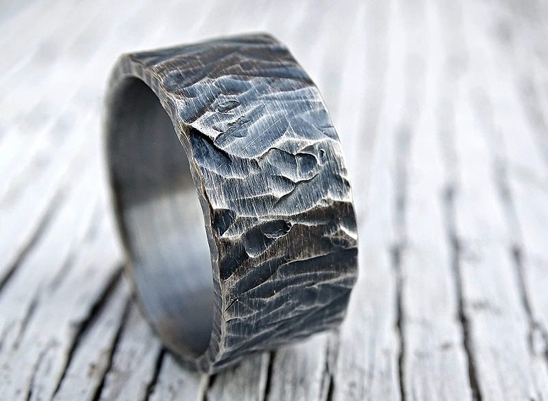 7-alianca-de-casamento-de-prata-oxidada-larga