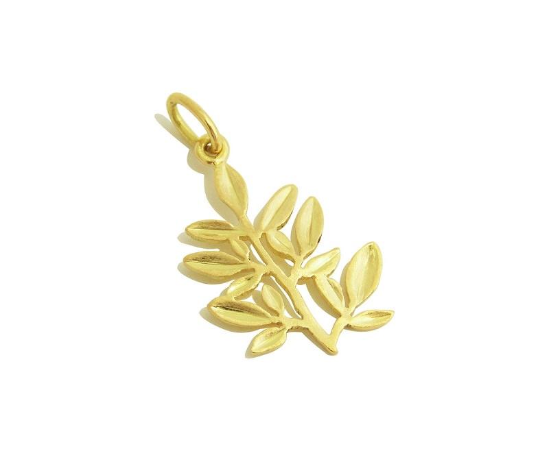 pingente-arruda-ouro-sorte-para-casamento