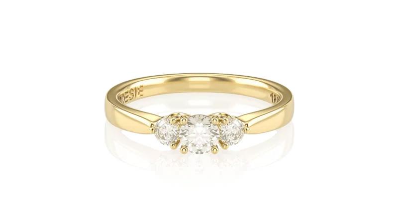 anel-de-noivado-tres-pedras-poesie-diamantes-trilogy