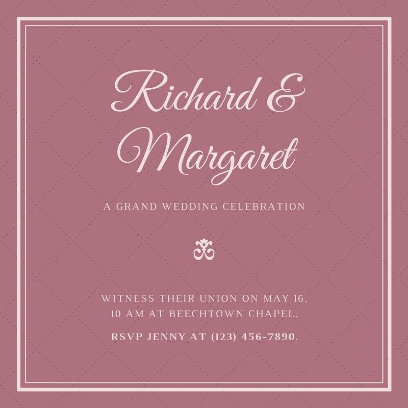 convite-de-casamento-tradicional-cor-goiaba-para-convite-online