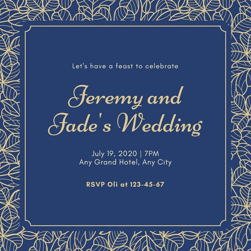 modelo-de-casamento-floral-azul-e-dourado-convite-de-casamento-online