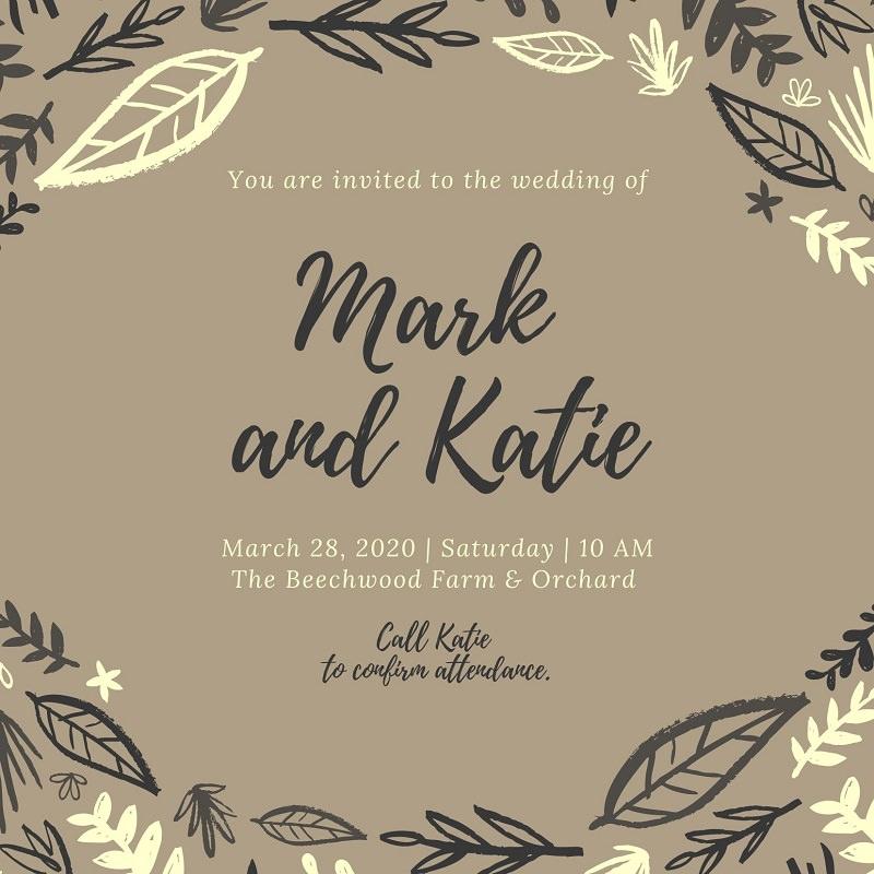 modelo-de-convite-de-casamento-folhas-coloridas